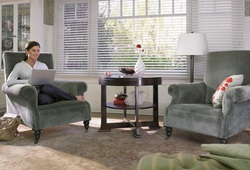 Everwood Faux Blind Sitting Room